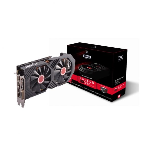 5d1d7e7870cbcd6fc60dead6 4 RX 580P8DFD6 600x600 - کارت گرافیک XFX AMD مدل RX 580-8GB